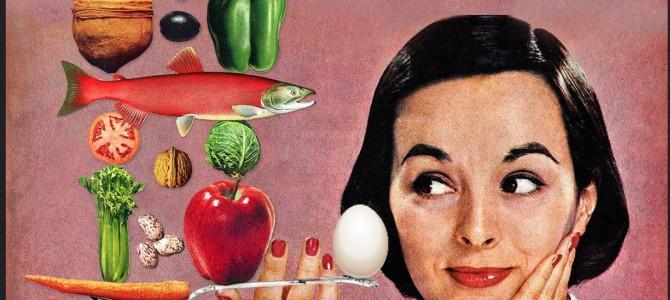 Eat Food, Not Nutrients